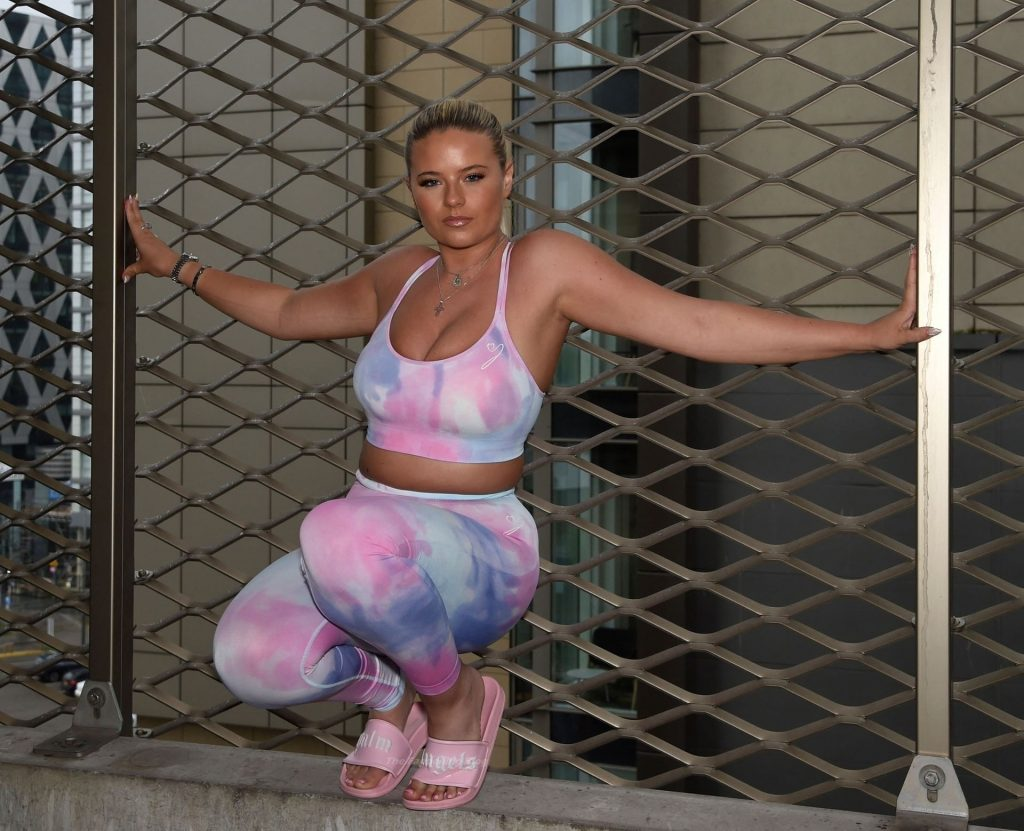 Apollonia Llewellyn Rocks a Sexy Gym Outfit at a Shoot in Manchester (36 Photos)