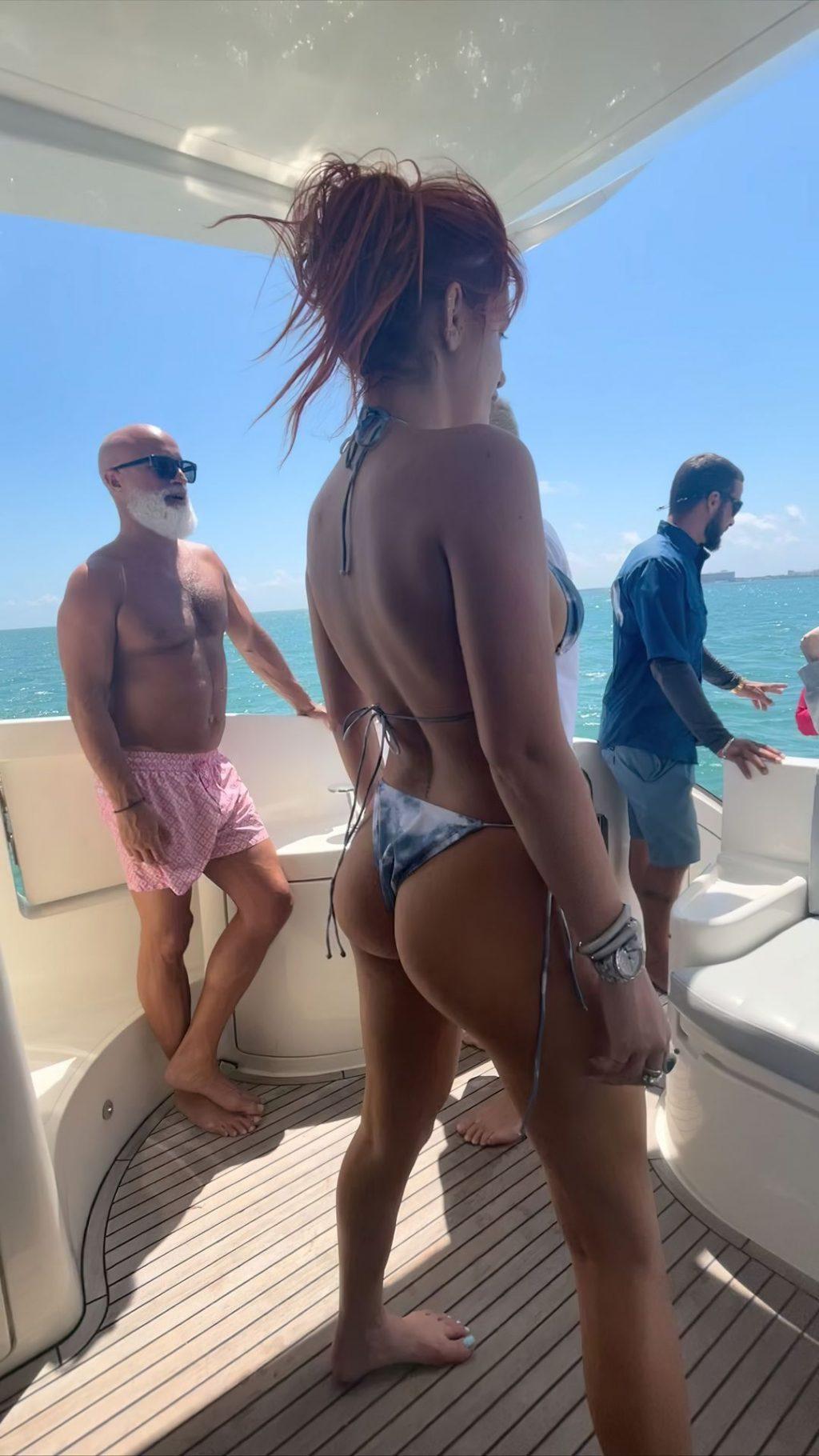 Bella Thorne Sexy (3 Pics + Video)
