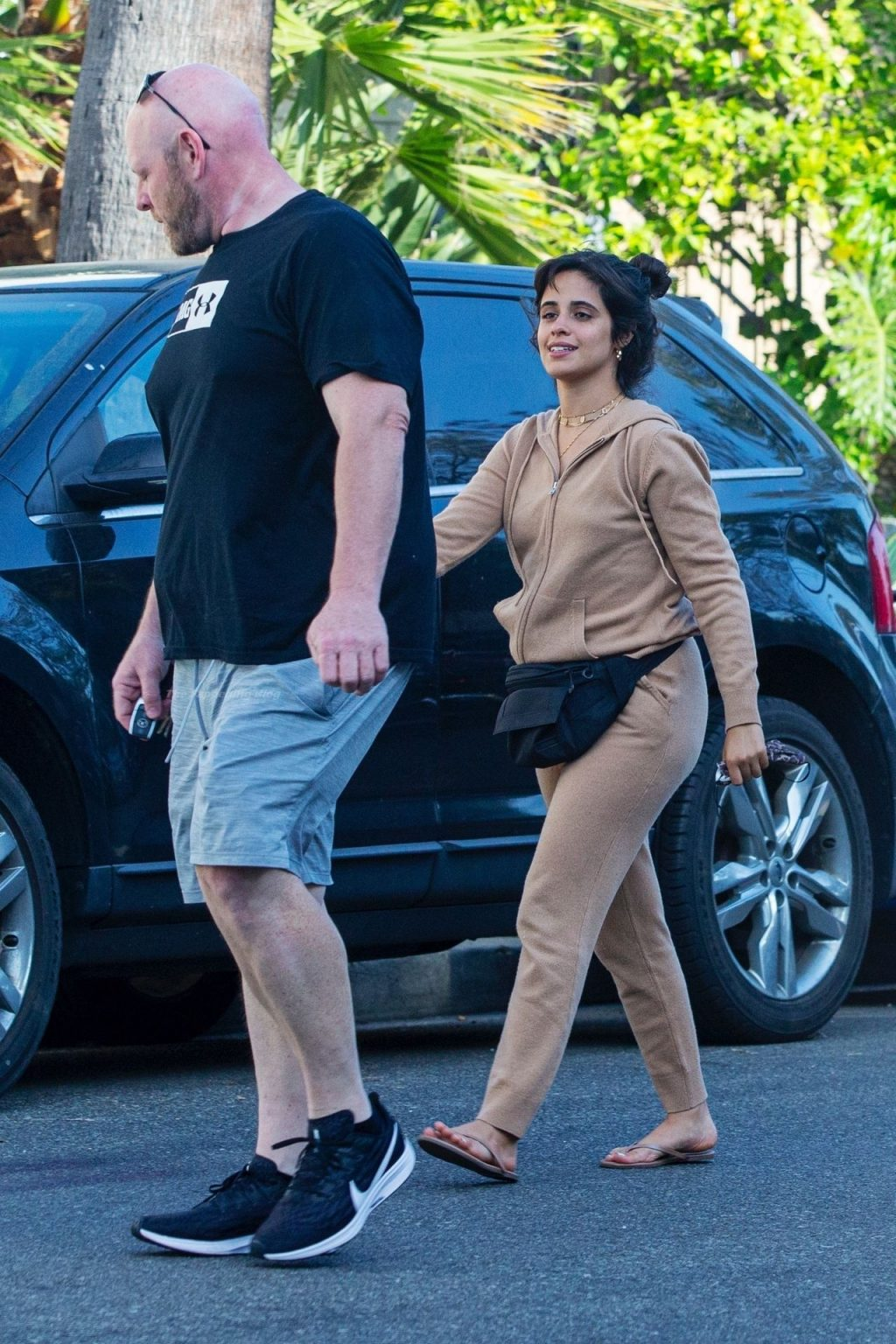 Camila Cabello Has Lunch with a Friend at Gracias Madre (44 Photos)