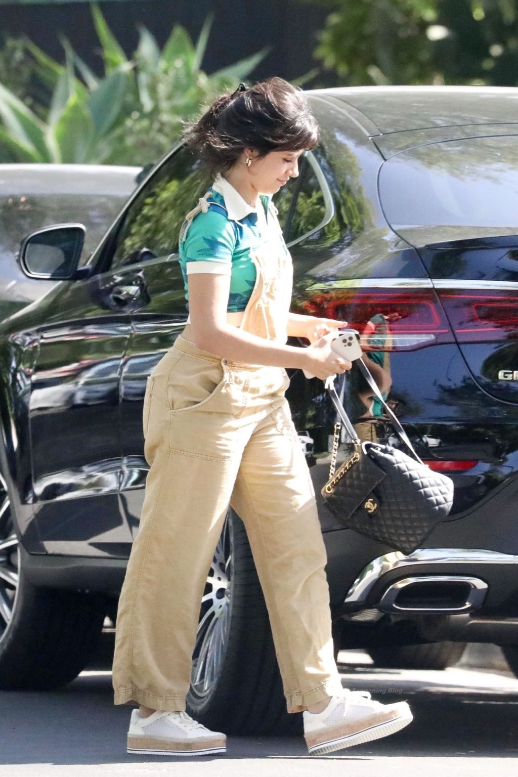 Camila Cabello is Seen While Out Running Errands in Beverly Hills (28 Photos)