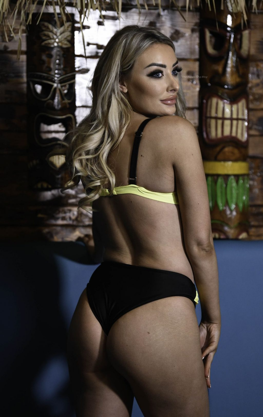 Chloe Crowhurst is Seen During a New Swimwear Shoot (8 Photos)