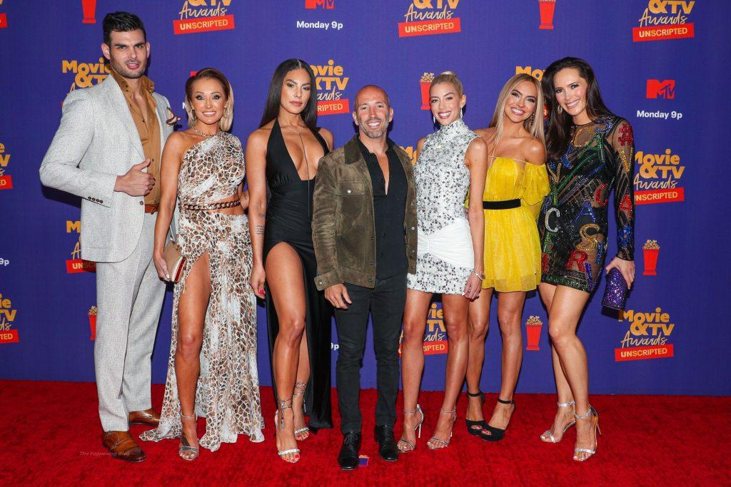 Chrishell Stause Stuns the 2021 MTV Movie & TV Awards (16 Photos + Video)