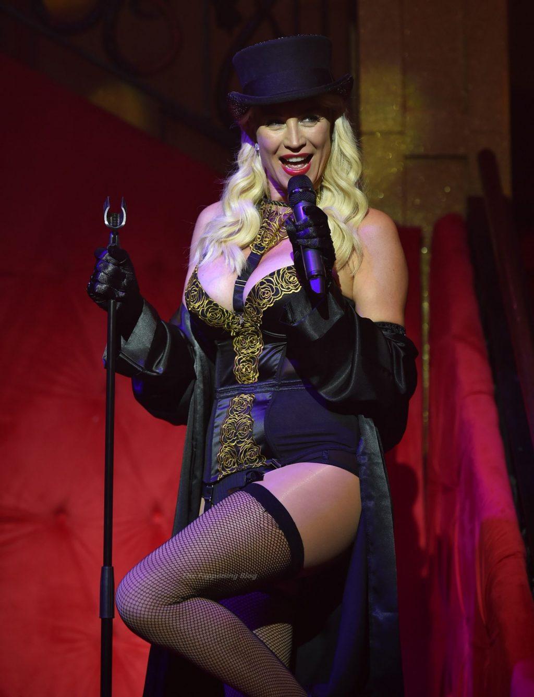 Denise Van Outen Performs at Proud Embankment (27 Photos)