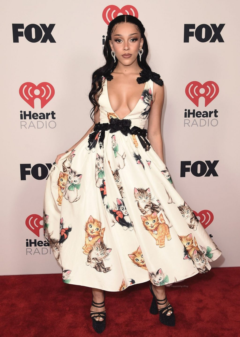 Doja Cat Displays Her Tits With The Best New Pop Artist Award (34 Photos)