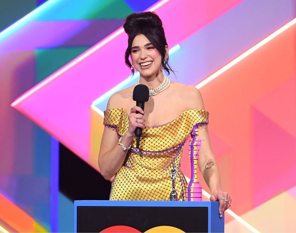 Dua Lipa Stuns at The BRIT Awards (162 Photos)
