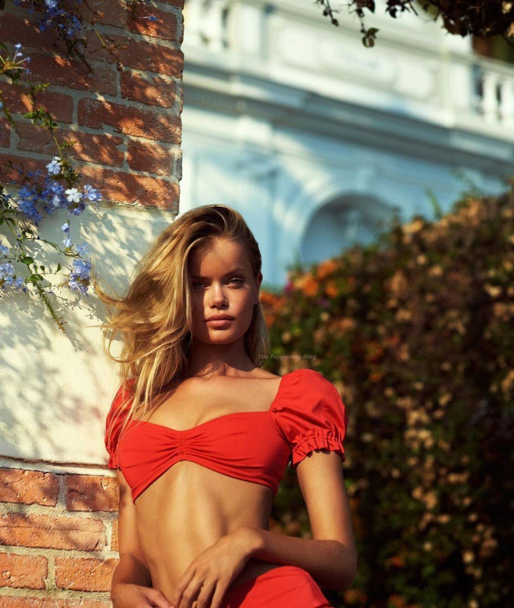 Frida Aasen Sexy – Agua Bendita (12 Photos)