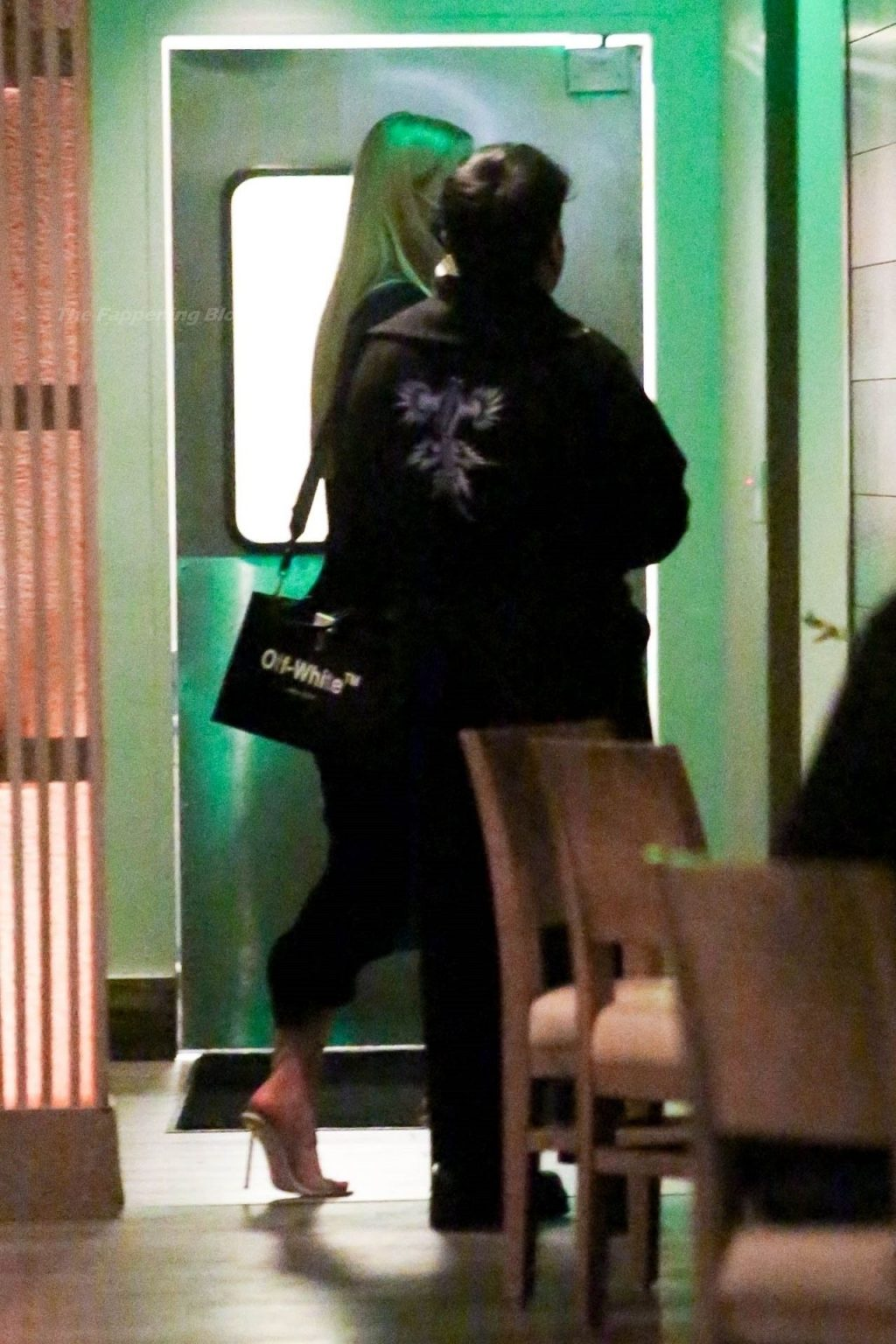 Iggy Azalea Attempts to Hide From Paps While Leaving Dinner with a Friend (41 Photos)