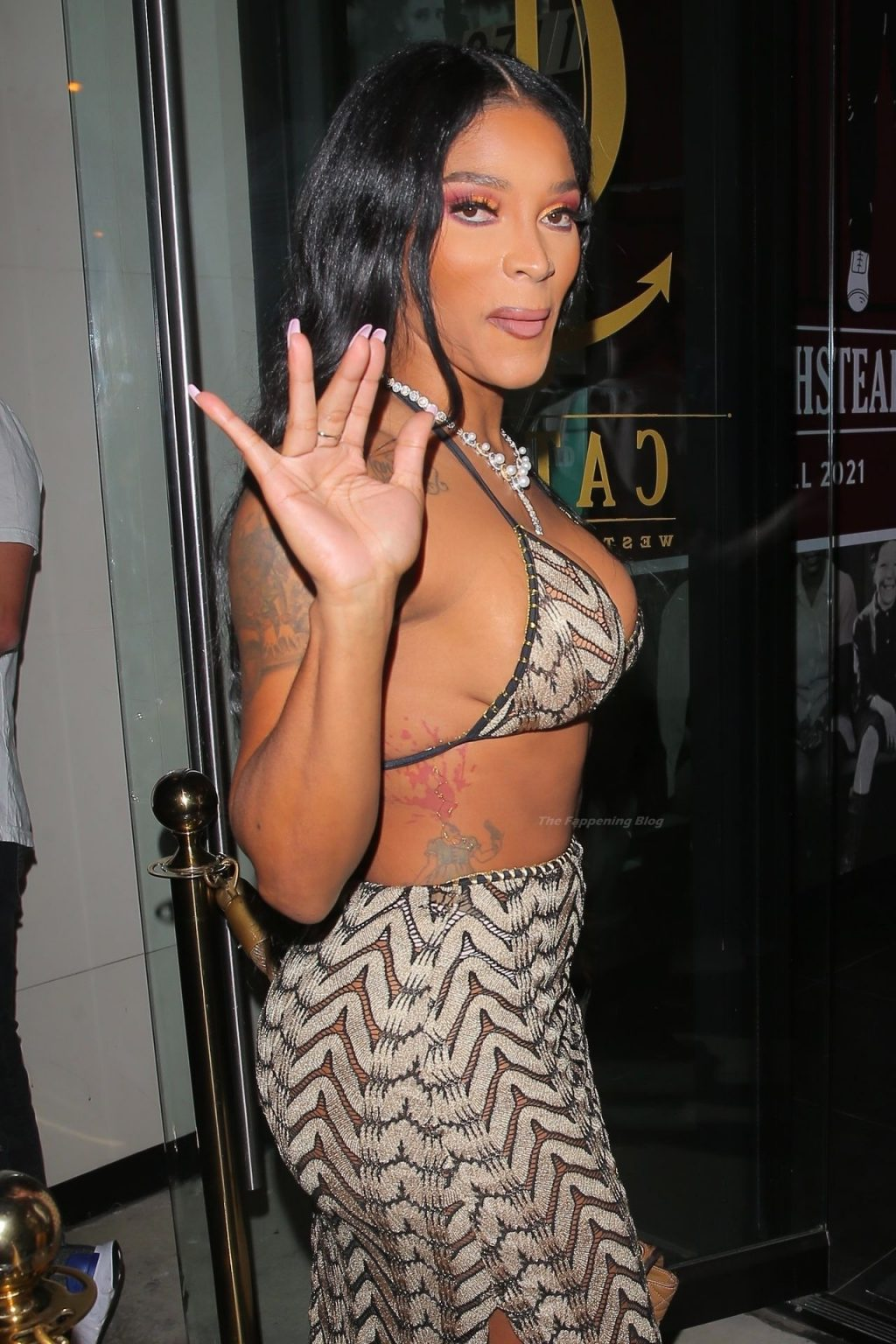 Joseline Hernandez Shows Off Her Killer Curves (53 Photos)