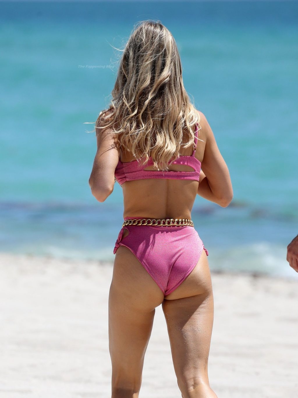 Joy Corrigan Shows Off Her Beach Body in Miami Beach (36 Photos)