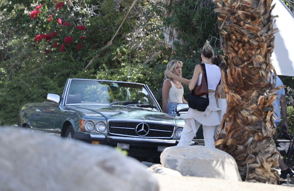 Kristin Cavallari is Spotted During a Shoot for Uncommon James in the Palm Springs Desert (23 Photos)