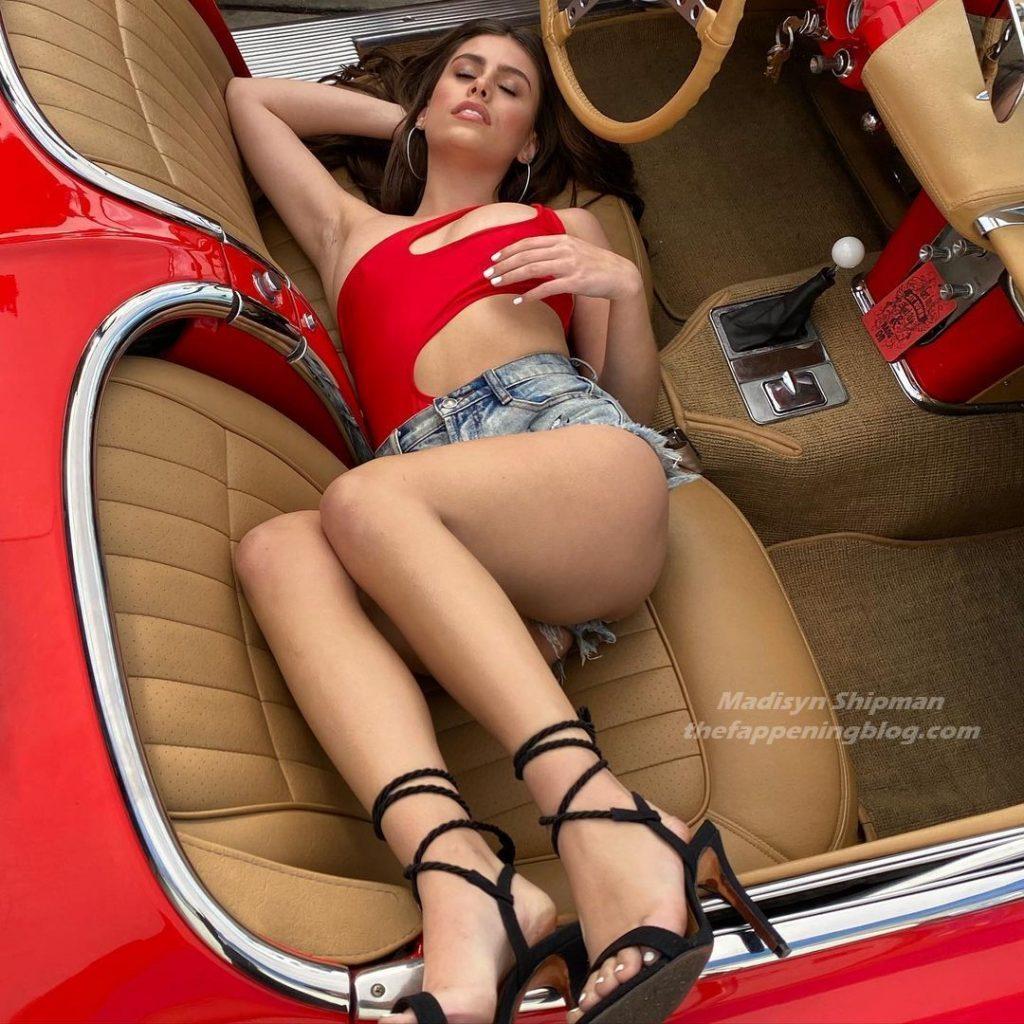 Madisyn Shipman Sexy (6 Photos)