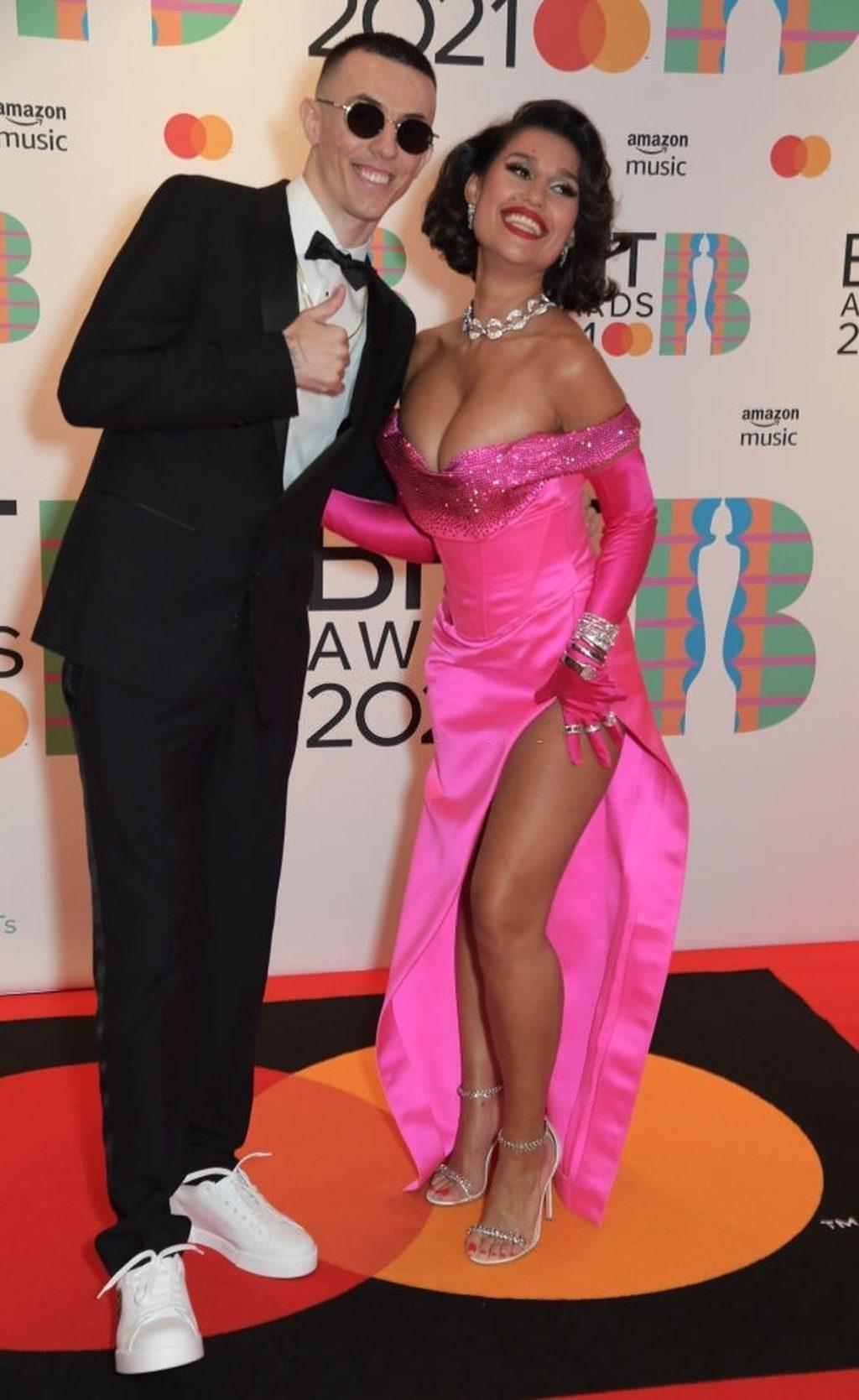 Raye Suffers a Wardrobe Malfunction in London (35 Photos)