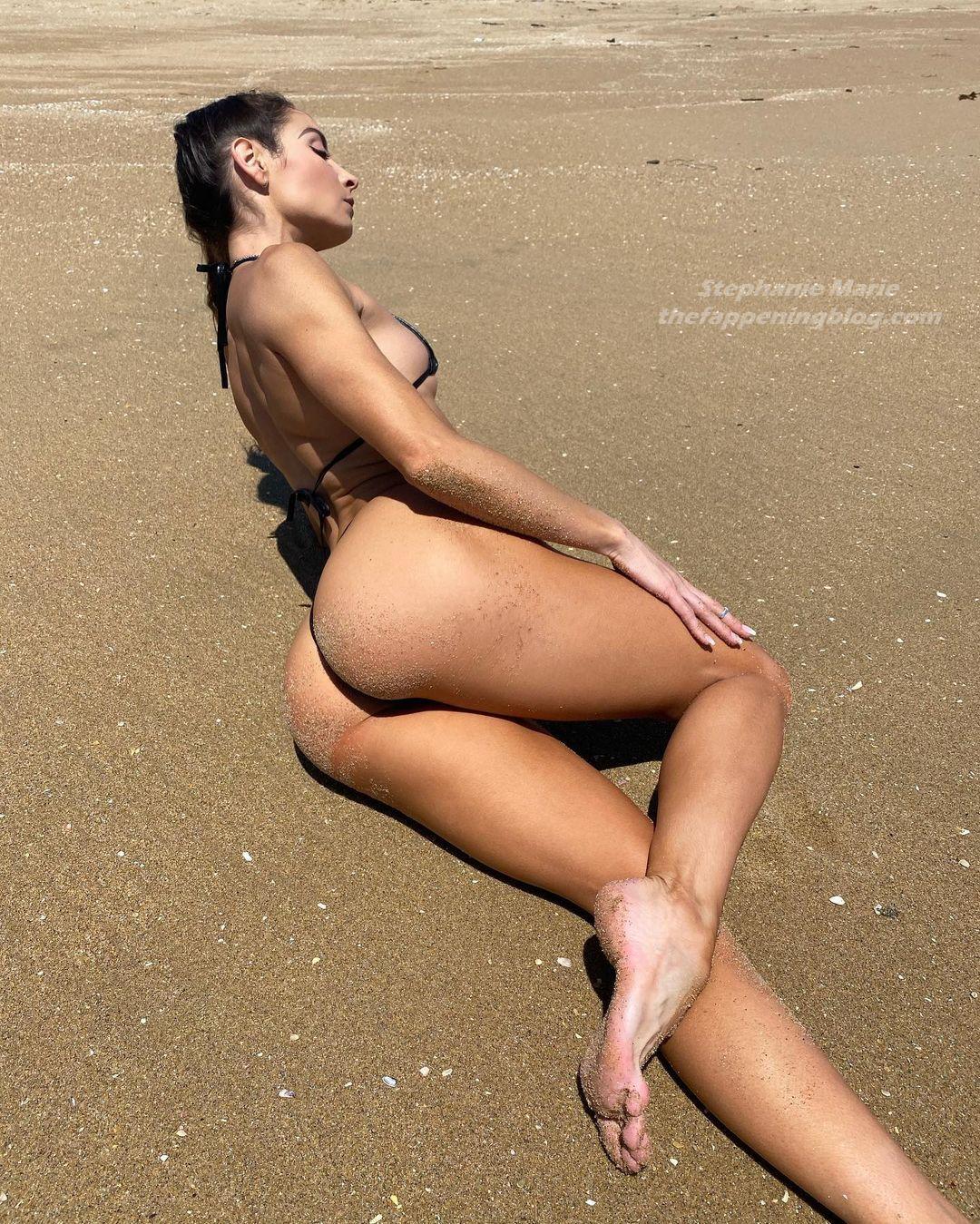 nackt Marie Stephanie 61 Sexiest