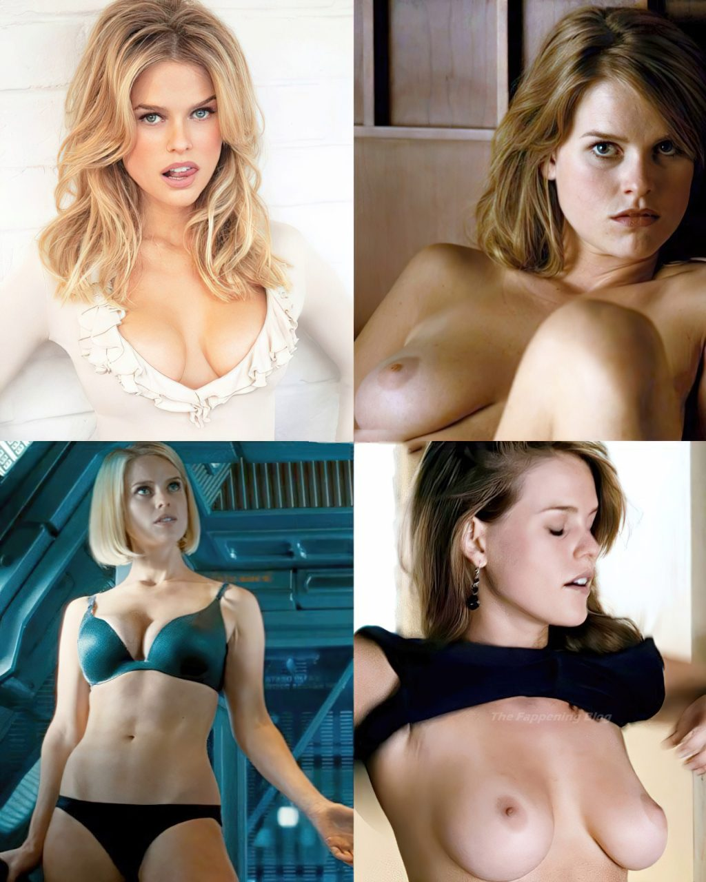 Alice Eve Sexy – She's Out of My League (16 Pics + Enhanced Video)