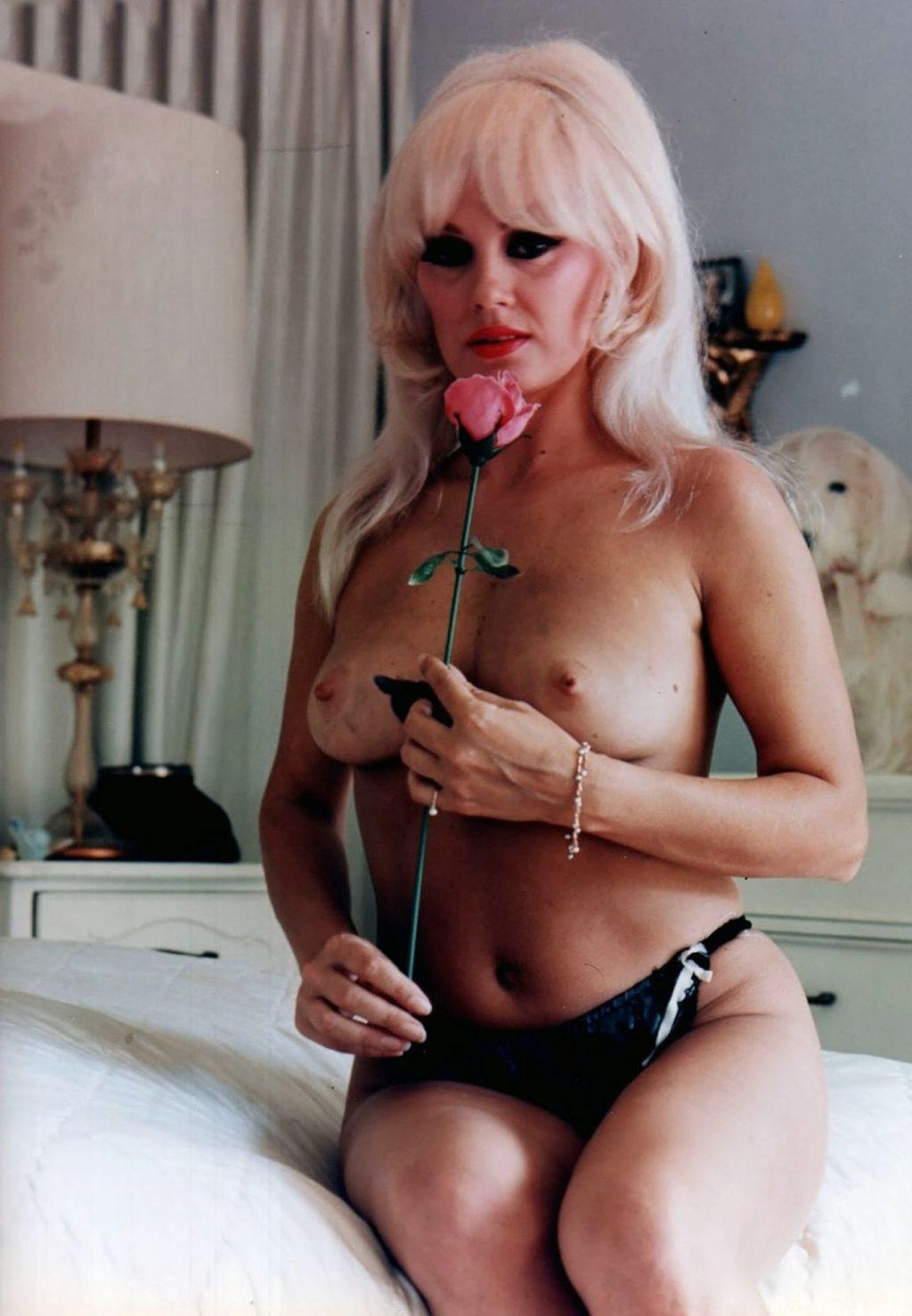 Mamie Van Doren Nude (12 Photos)