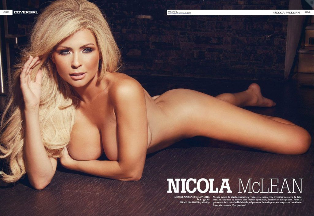 Nicola McLean Nude & Sexy Collection (133 Photos) [Updated]