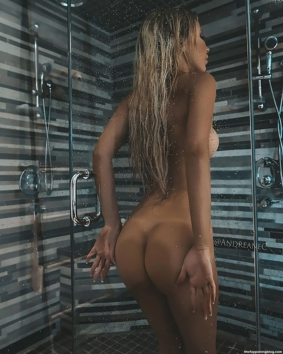 Andreane Chamberland Nude & Sexy ULTIMATE Collection (150 Photos)