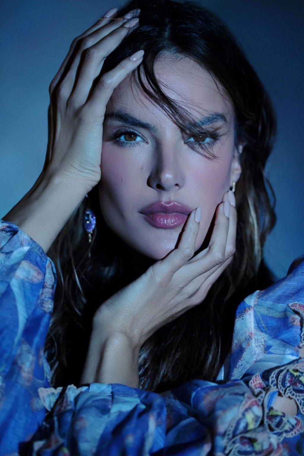 Alessandra Ambrosio Sexy – Numéro Russia (13 Photos)