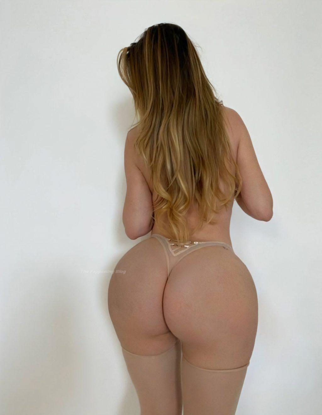Anastasiya Kvitko Topless (5 Photos)