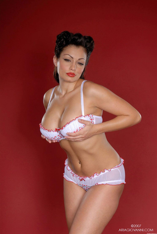 Aria Giovanni Nude & Sexy – Pinup Girl (15 Photos)