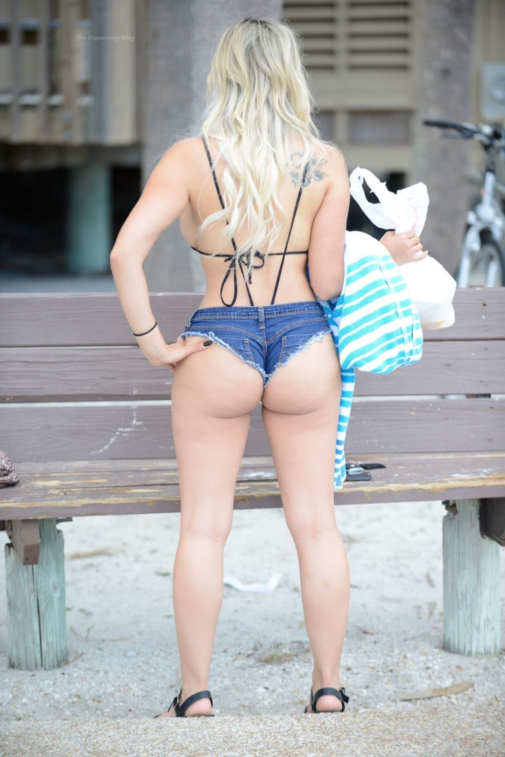 Bella Bunnie Amor Lets It All Out in Support of Pride Month (10 Photos)