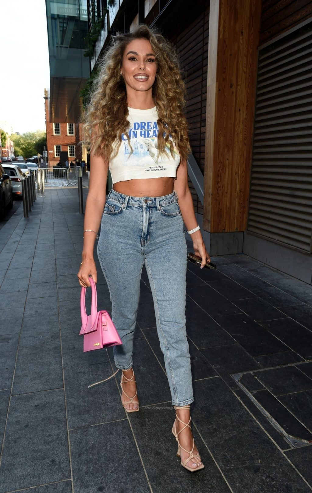Beth Dunlavey is Seen at 20 Stories in Manchester (28 Photos)