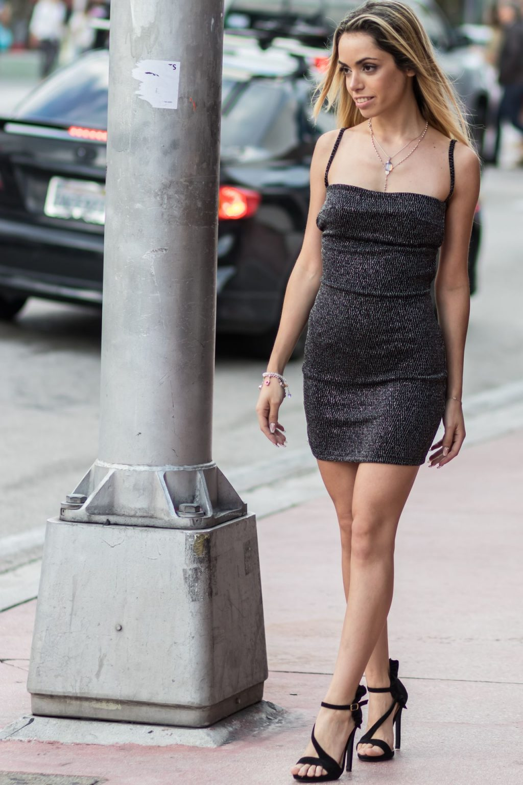 Claudia Romani & Cloe Greco Are Seen Walking South Beach (19 Photos)