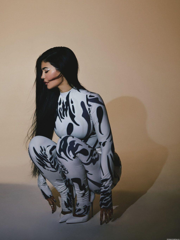 Kylie Jenner Sexy – Tmrw Magazine (73 Photos)