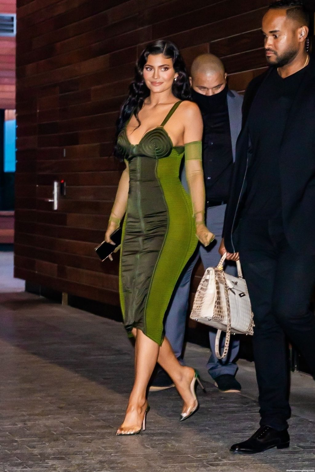 Kylie Jenner & Travis Scott are Seen Attending the Parsons Benefit in NY (91 Photos)