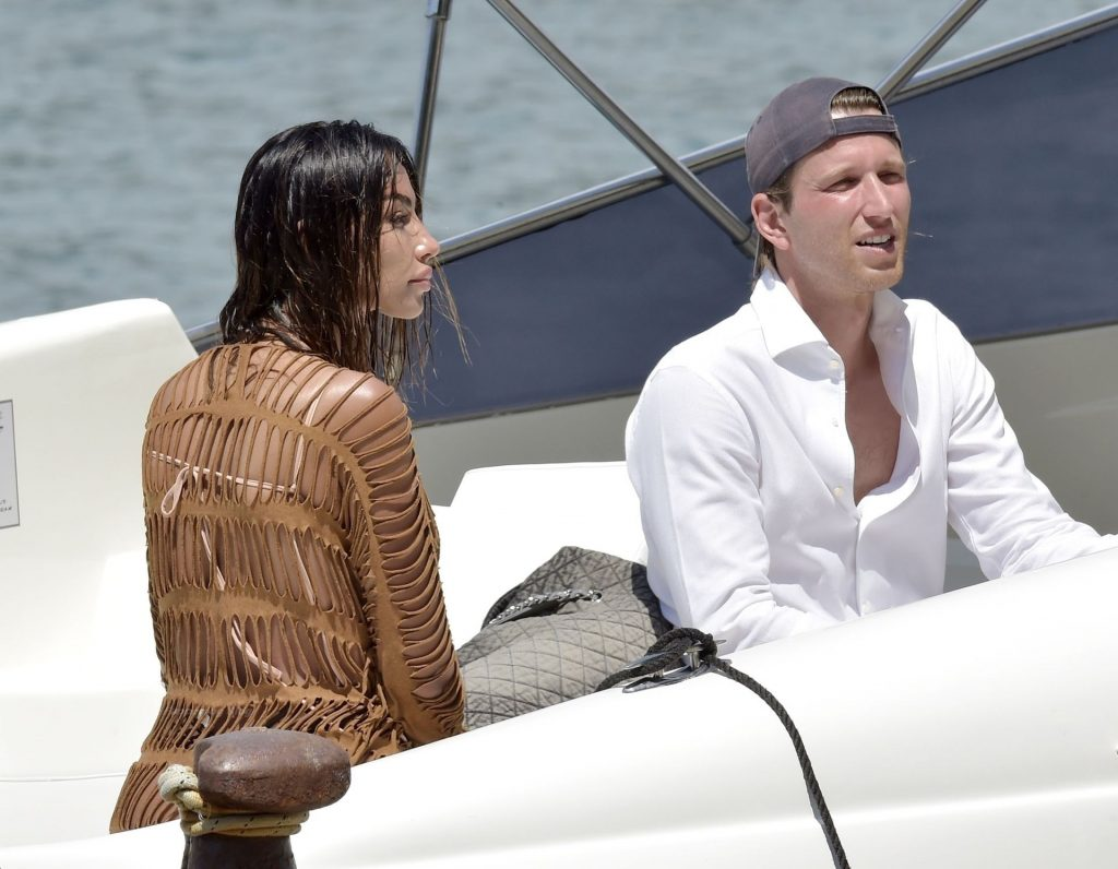 Madalina Ghenea is Pictured With Her New Boyfriend on a Boat in Portofino (39 Photos)