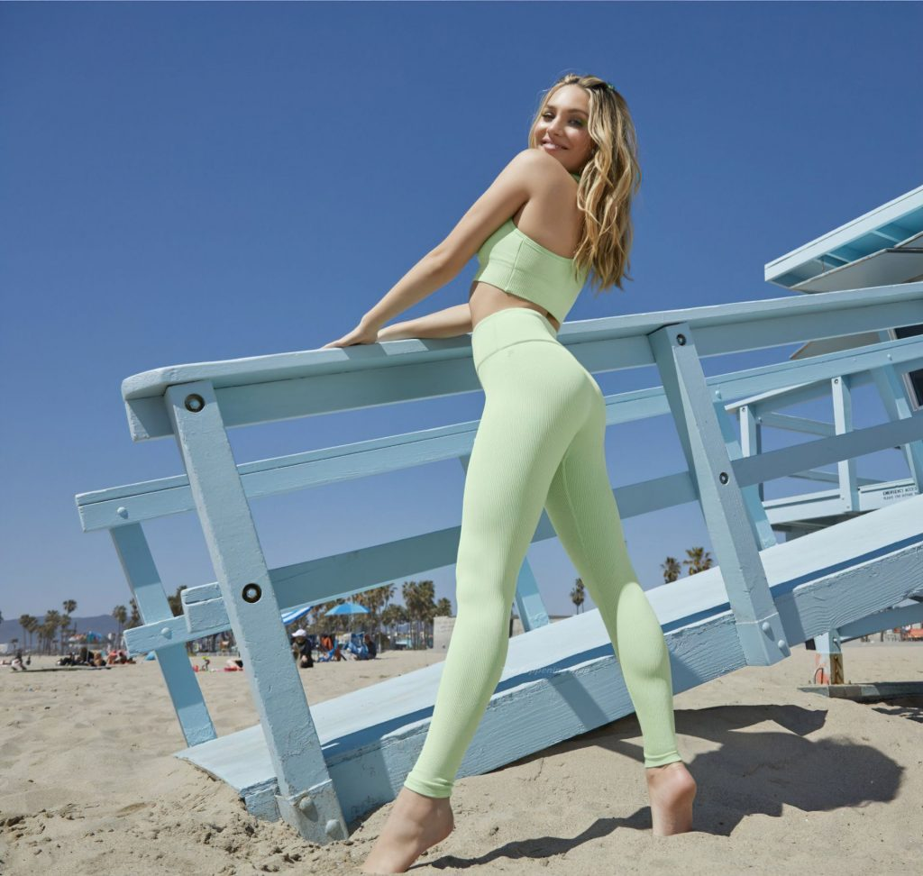 Maddie Ziegler Promotes a New Fabletics Collection (55 Photos)
