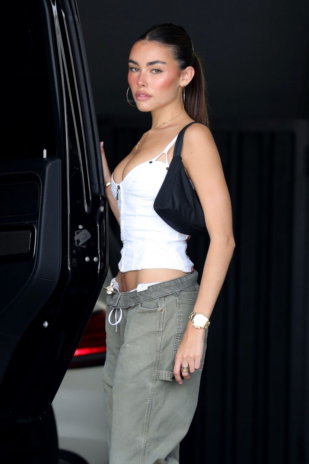 Sexy Madison Beer is Picture-Perfect in West Hollywood (57 Photos)