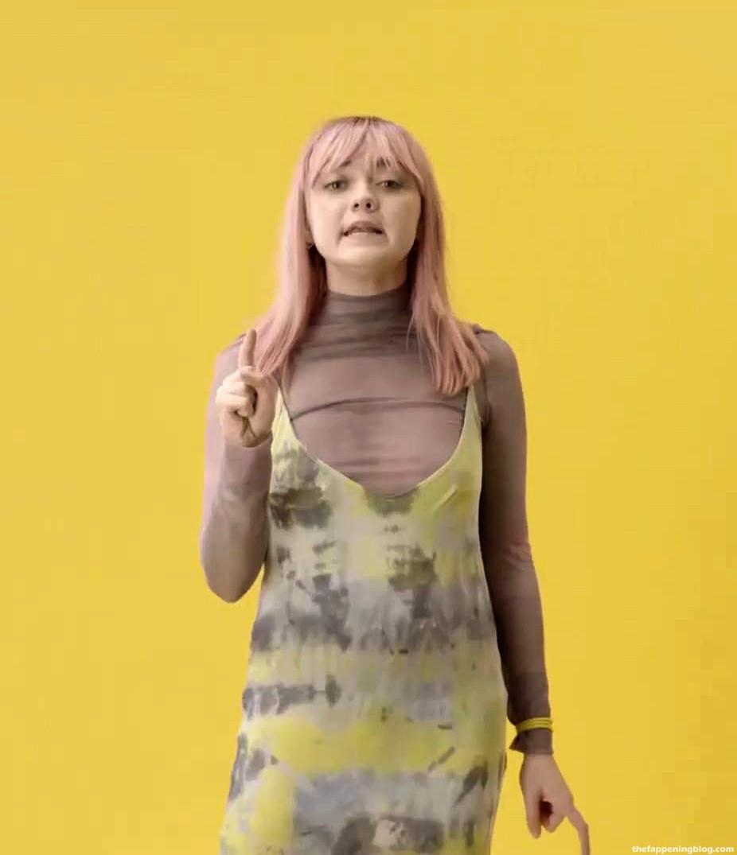 Maisie Williams Nip Slip (31 Pics + GIFs & Video)