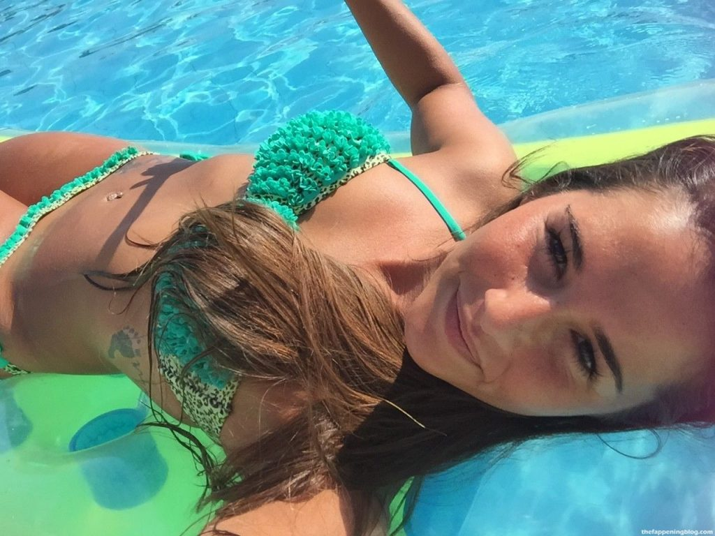 Sarah Lombardi Sexy Leaked The Fappening (31 Photos)