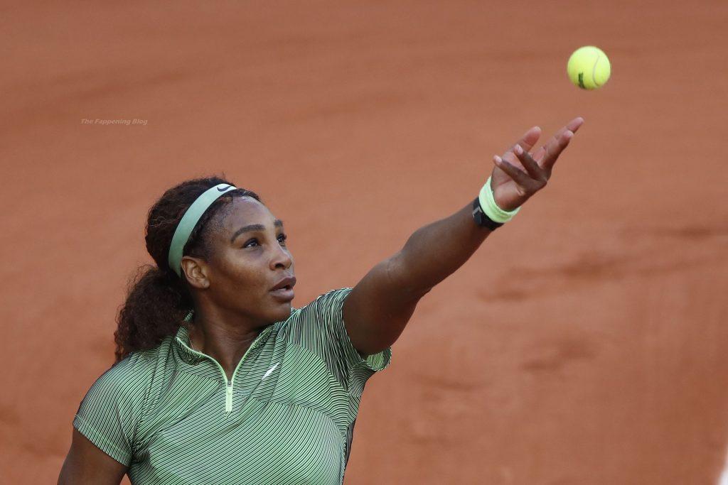 Serena Williams Sexy – Roland Garros – Second Round (23 Photos)