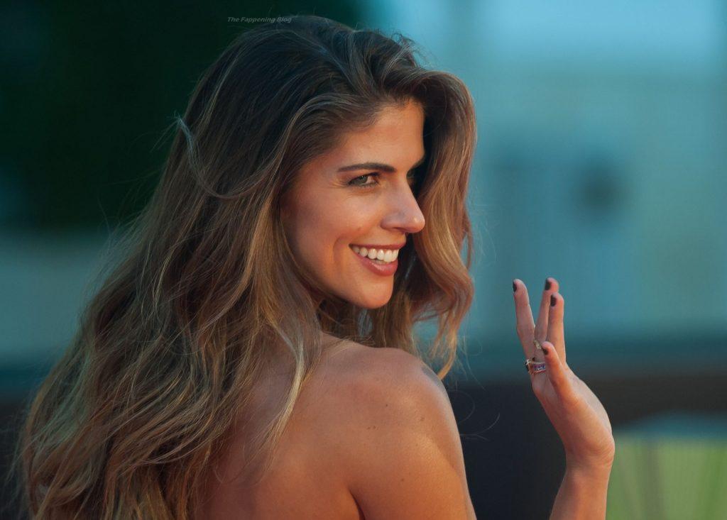Stephanie Cayo Stuns at the 24th Malaga Spanish Film Festival (11 Photos)