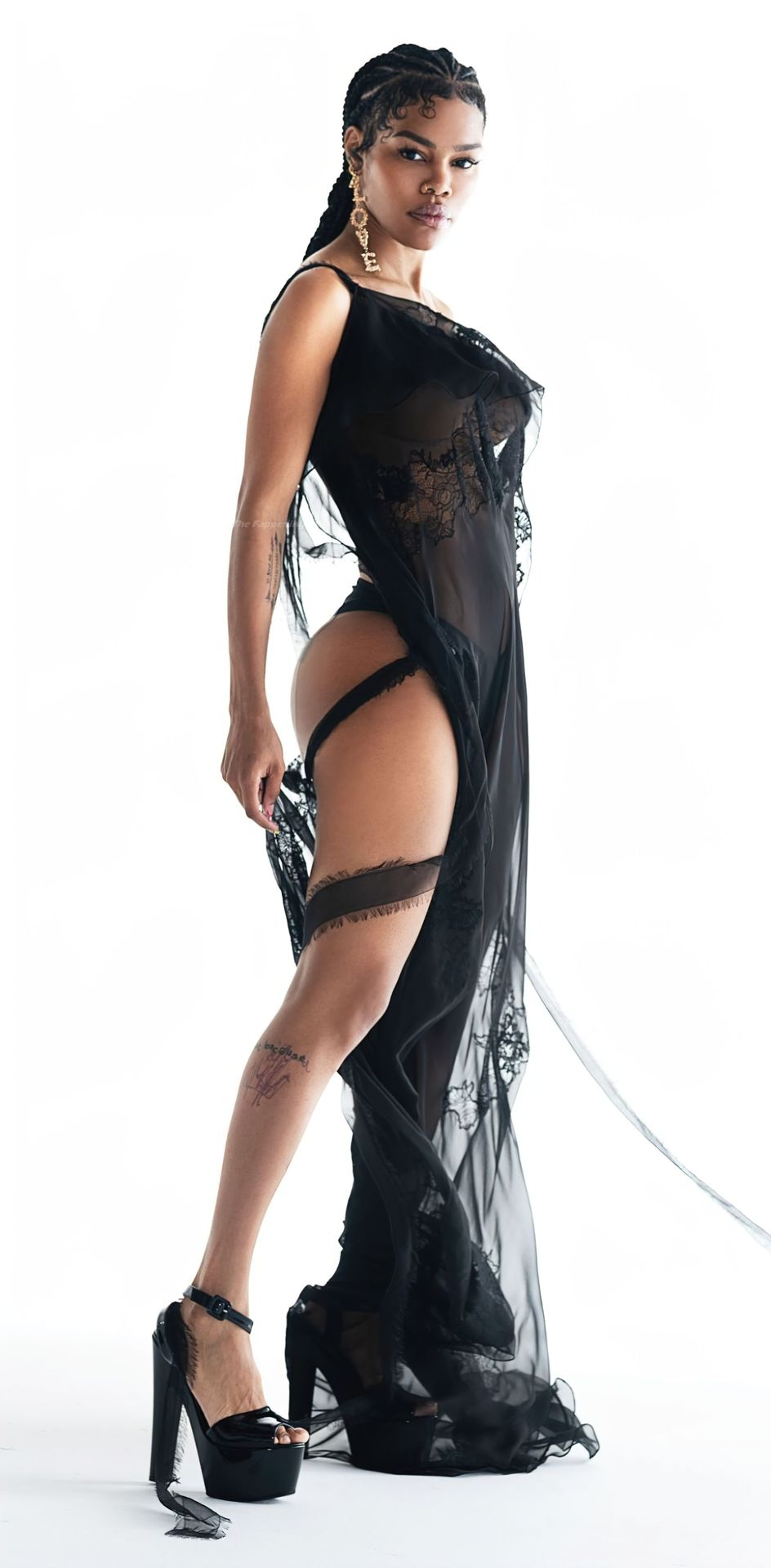 Teyana Taylor Sexy – Maxim Magazine (17 Photos)
