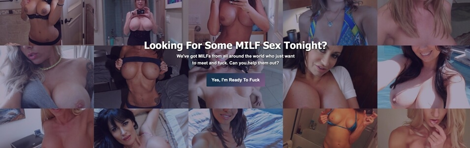 Looking to Hook Up with Local Cougars? Here's the Best MILF Sex App!