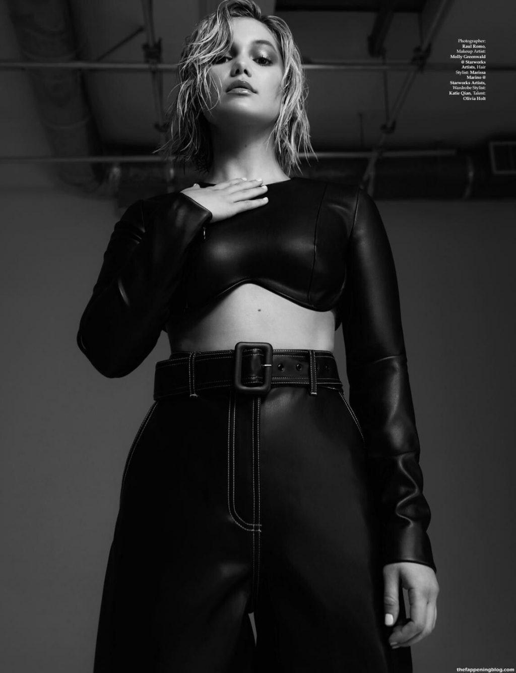 Olivia Holt Slightly NUDE & Hot (156 Photos + Sexy Video Scenes)