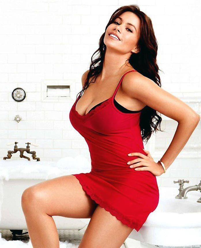 Sofia Vergara Nude & Sexy Collection (153 Photos + Possible Porn and Sex Video Scenes)
