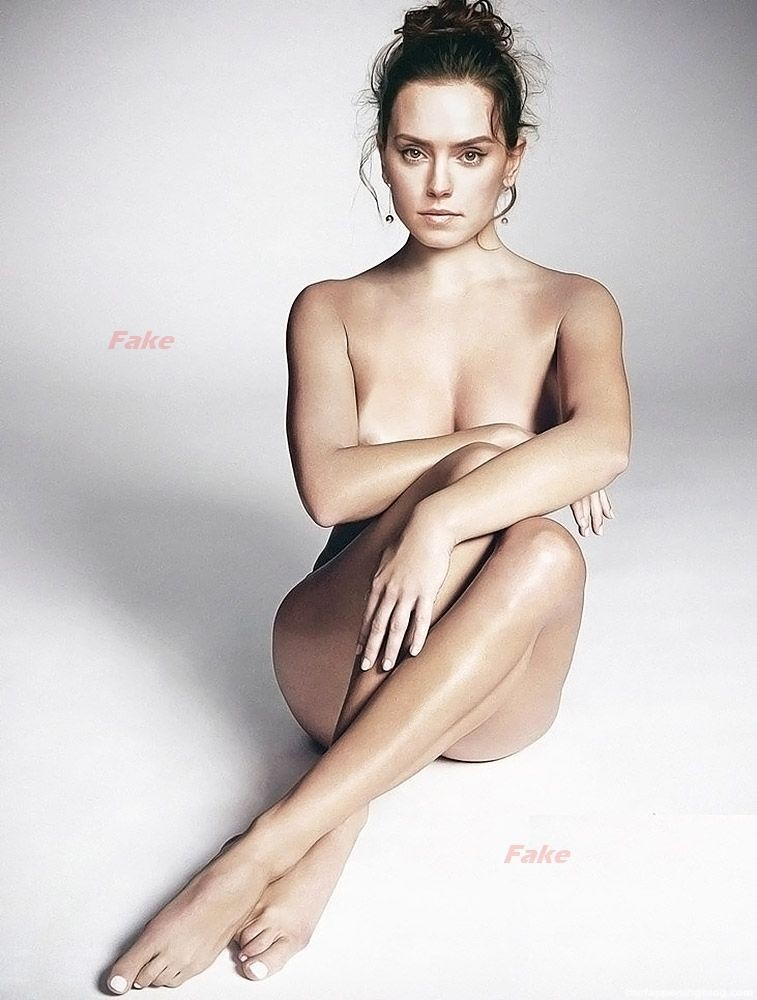 Fake nude daisy ridley 21 Of
