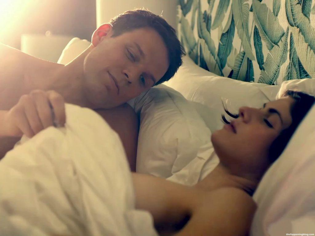 Alexandra Daddario Nude – The White Lotus (7 Pics + Enhanced Video in 4K)