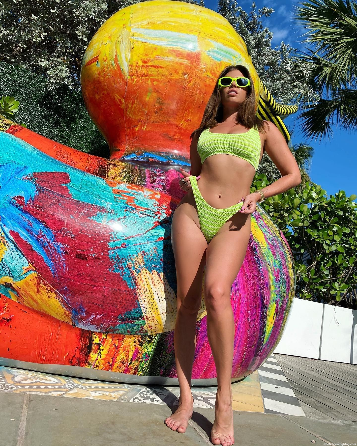 Coast  nackt Chanel West Chanel West