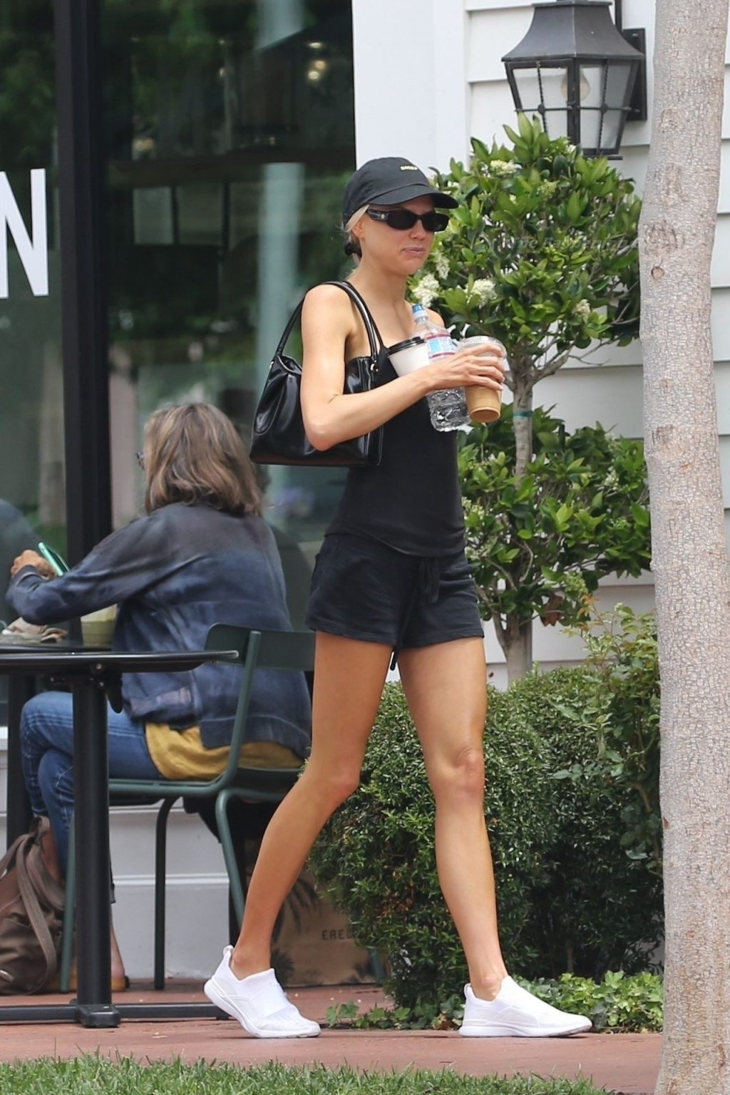Charlotte McKinney Flaunts Toned Legs While at Erewhon With Her Tattooed Beau (18 Photos)