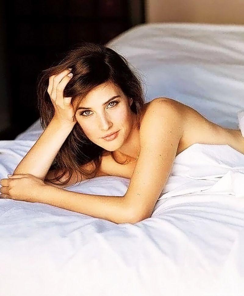Smulders sex cobie Cobie Smulders