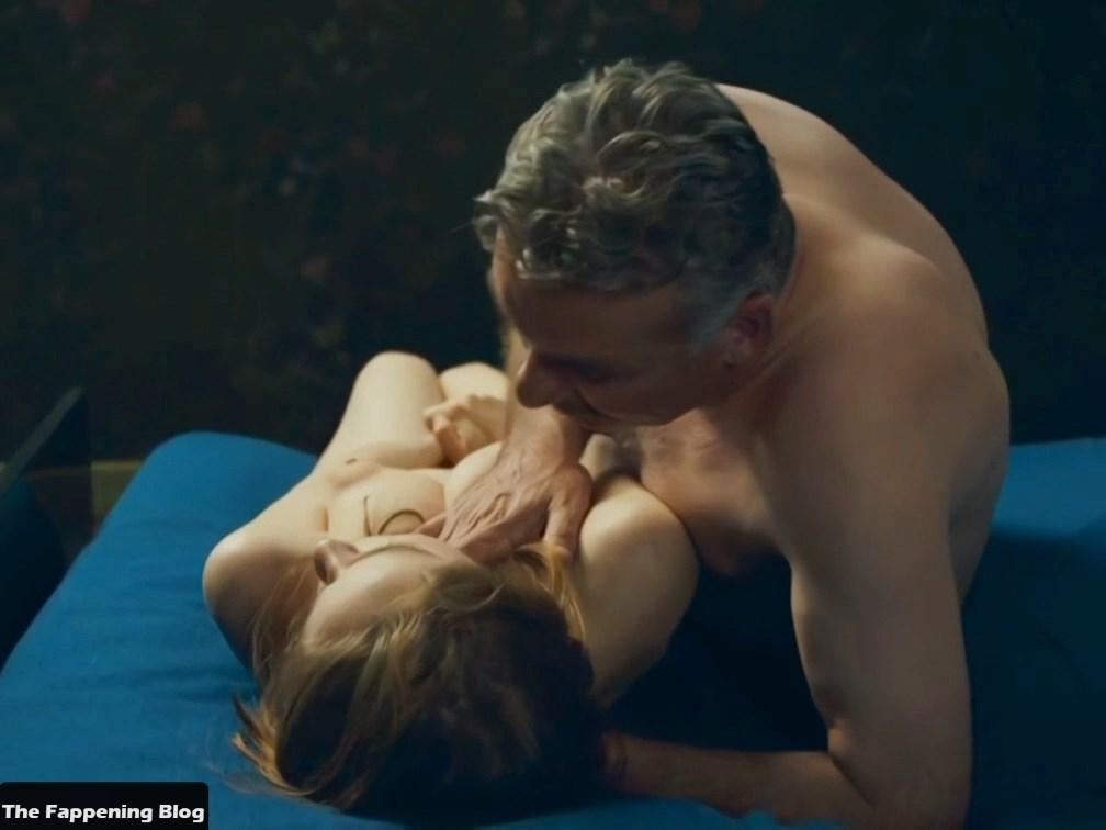 Déborah François Nude – Mes chères études (14 Pics + Video)