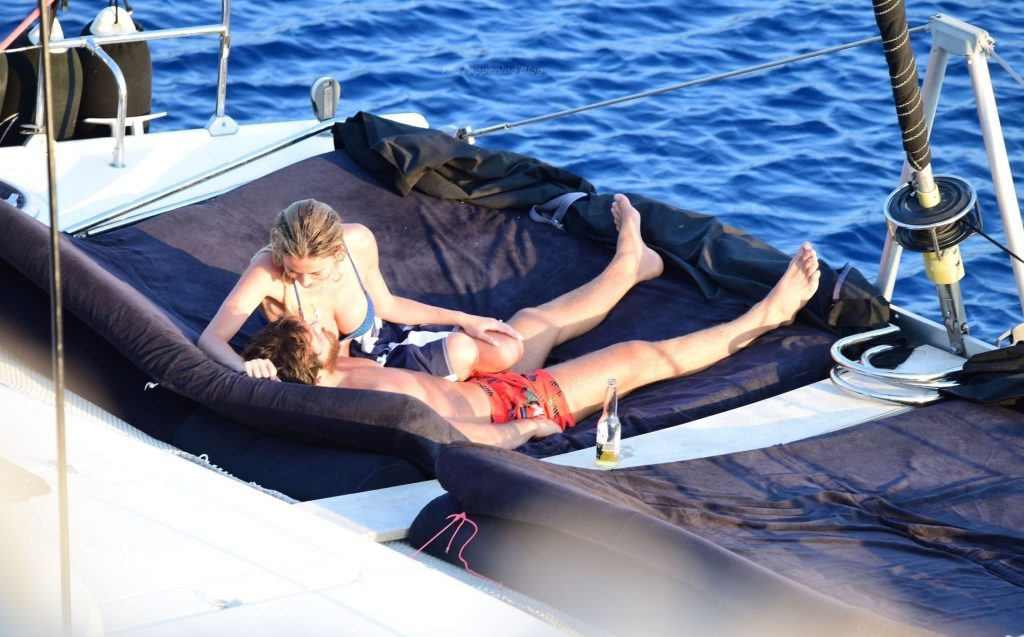 Can Yaman & Diletta Leotta Put on a Passionate Steamy Display in Turkey (73 Photos)