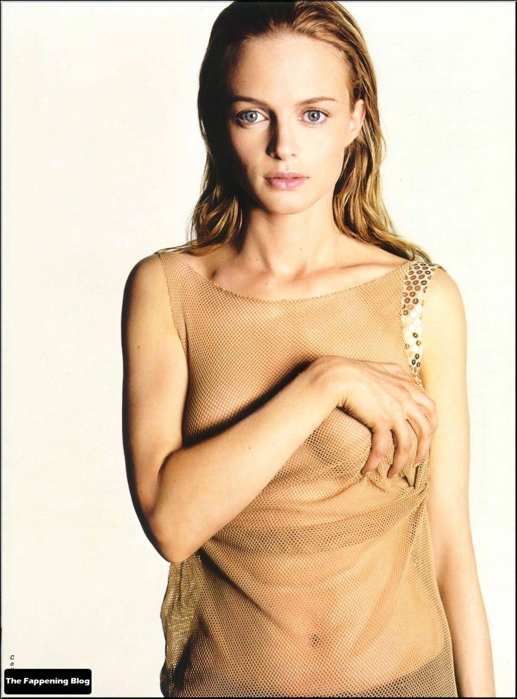 Heather Graham Nude & Sexy Collection (45 Photos)