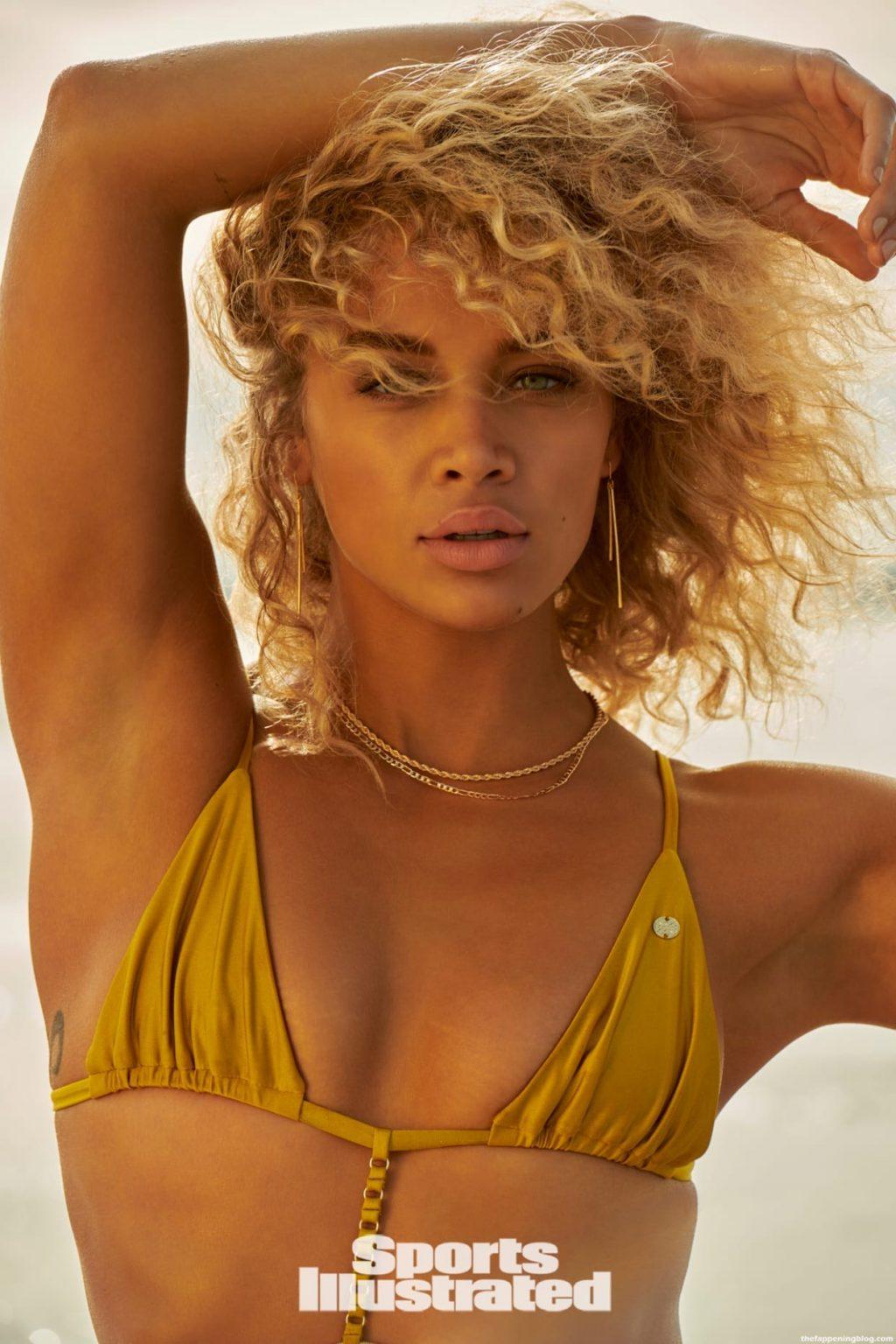 Jasmine Sanders Sexy – Sports Illustrated Swimsuit 2021 (45 Photos)