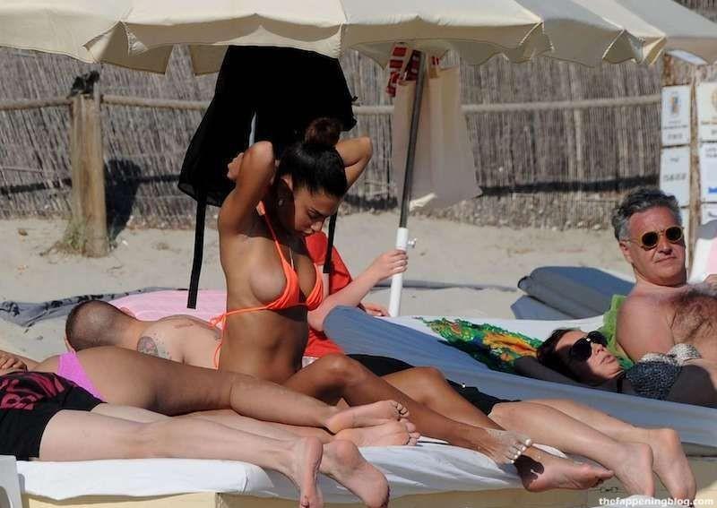 Jessica Aidi (Verratti) Nude & Sexy Collection (36 Photos)
